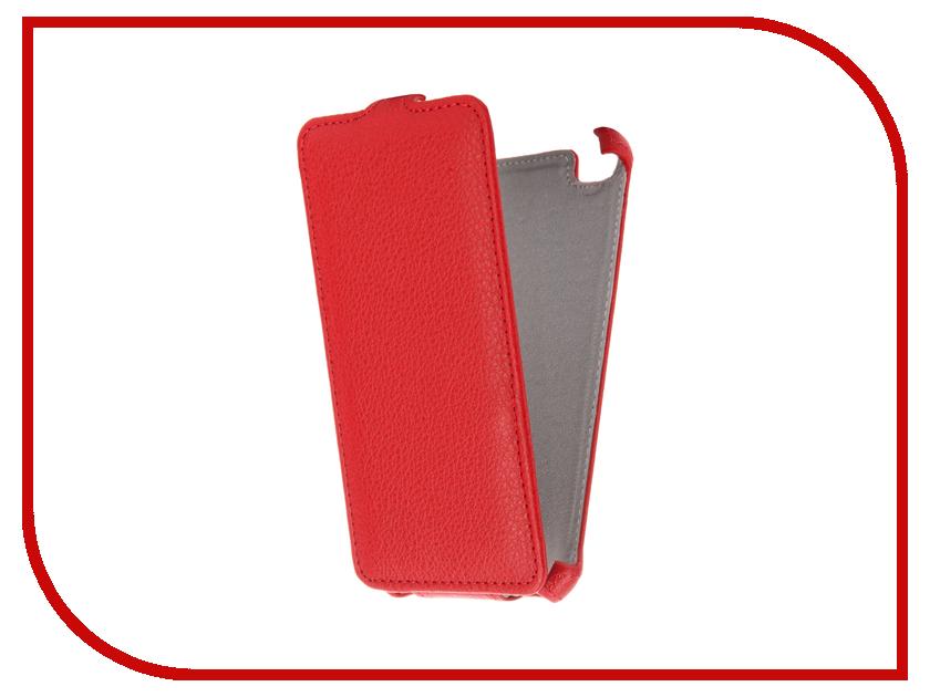Аксессуар Чехол Xiaomi Redmi 4A Gecko Red GG-F-XMR4A-RED аксессуар чехол xiaomi redmi 4 4 pro gecko white gg f xmr4pr wh
