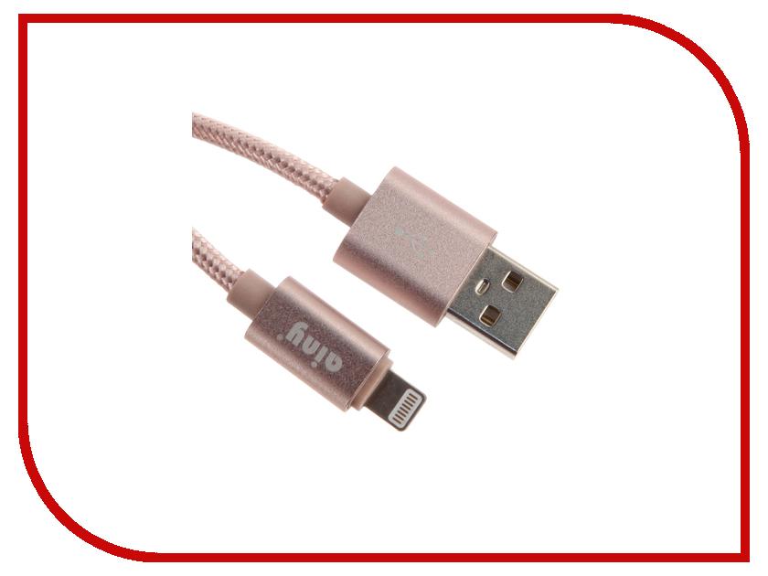Аксессуар Ainy FA-060S для iPhone 5 / 5S / 5C / 6 / 6 Plus / iPad Mini / Air Pink<br>