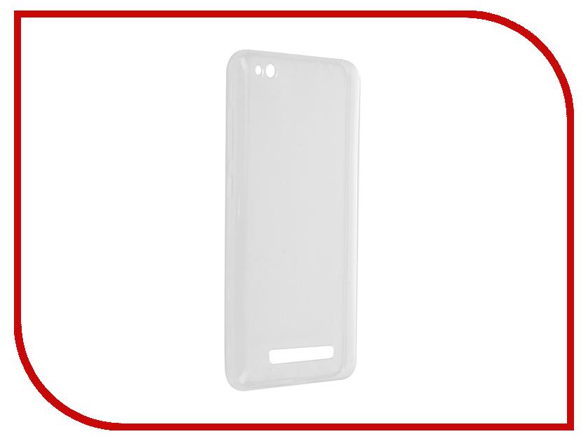 Аксессуар Чехол Xiaomi Redmi 4A Zibelino Ultra Thin Case White ZUTC-XMI-RDM-4A-WHT аксессуар чехол xiaomi mi max 2 zibelino ultra thin case white zutc xmi max2 wht