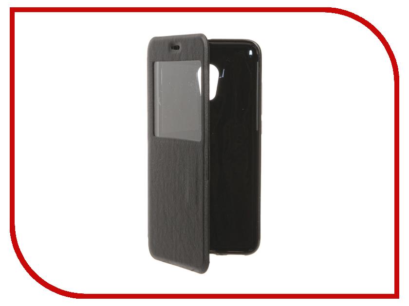 Аксессуар Чехол Meizu Pro 6 Cojess Book Case Time Black с окном аксессуар чехол samsung s8 plus cojess book case a black с визитницей