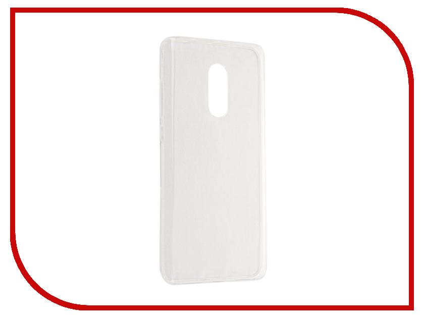 Аксессуар Чехол Xiaomi Redmi Note 4 Pro / Redmi Note 4 Cojess Silicone 0.3mm Transpaernt