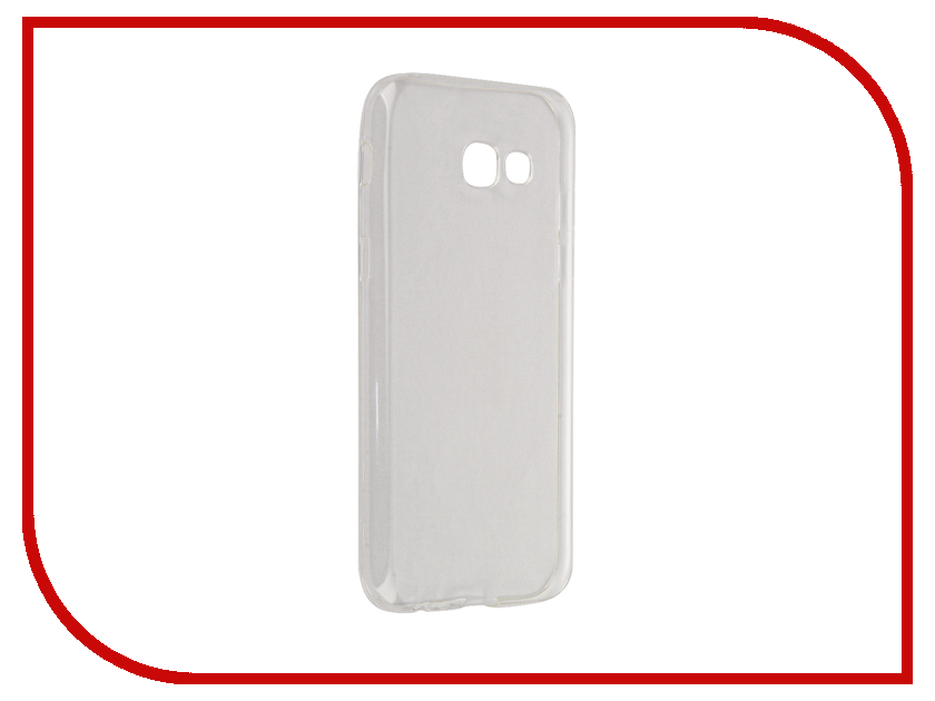 Аксессуар Чехол для Samsung Galaxy A5 2017 Zibelino Ultra Thin Case White ZUTC-SAM-A5-2017-WHT аксессуар чехол для samsung galaxy a5 2017 zibelino ultra thin case white zutc sam a5 2017 wht