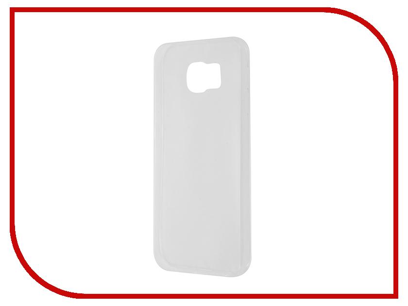 Аксессуар Чехол Samsung Galaxy S7 Edge Plus Cojess TPU 0.3mm Transparent глянцевый<br>