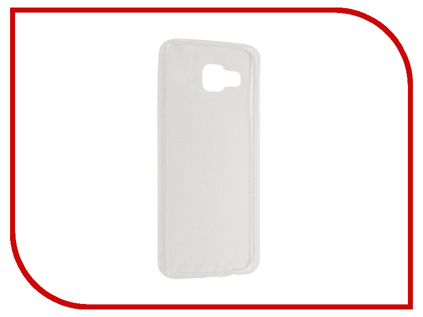 Аксессуар Чехол Samsung Galaxy A3 (2016) Cojess Silicone TPU 0.3mm Transparent глянцевый<br>