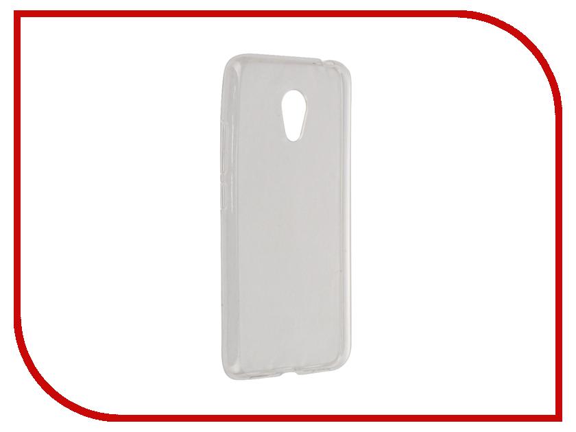 Аксессуар Чехол Meizu M3 Max Zibelino Ultra Thin Case White ZUTC-MZU-M3-MAX-WHT<br>