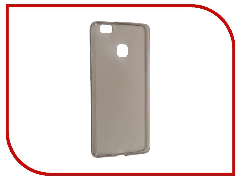 Аксессуар Чехол Huawei P9 Lite Cojess Silicone TPU 0.3mm Grey глянцевый аксессуар чехол huawei p9 lite zibelino classico black zcl hua p9 lit blk