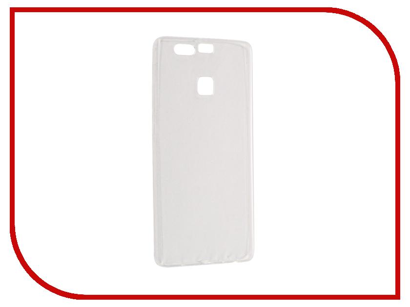 Аксессуар Чехол Huawei P9 Cojess Silicone TPU 0.3mm Transparent глянцевый аксессуар чехол samsung galaxy a3 2017 cojess tpu 0 3mm transparent