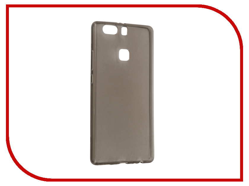 Аксессуар Чехол Huawei P9 Plus Cojess Silicone TPU 0.3mm Grey глянцевый<br>
