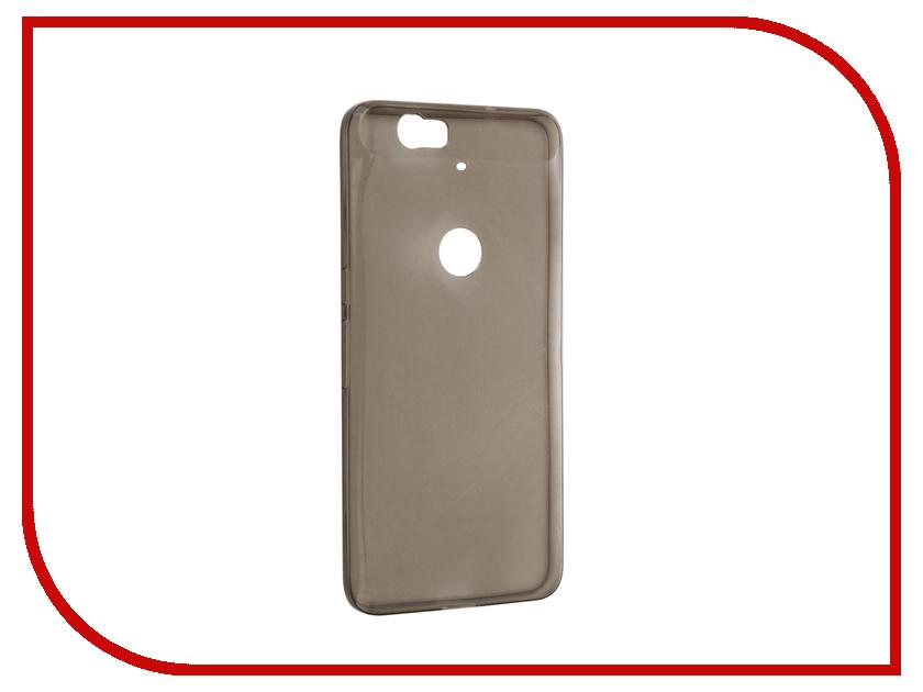 все цены на Аксессуар Чехол Huawei Nexus 6P Cojess Silicone TPU 0.3mm Grey глянцевый онлайн