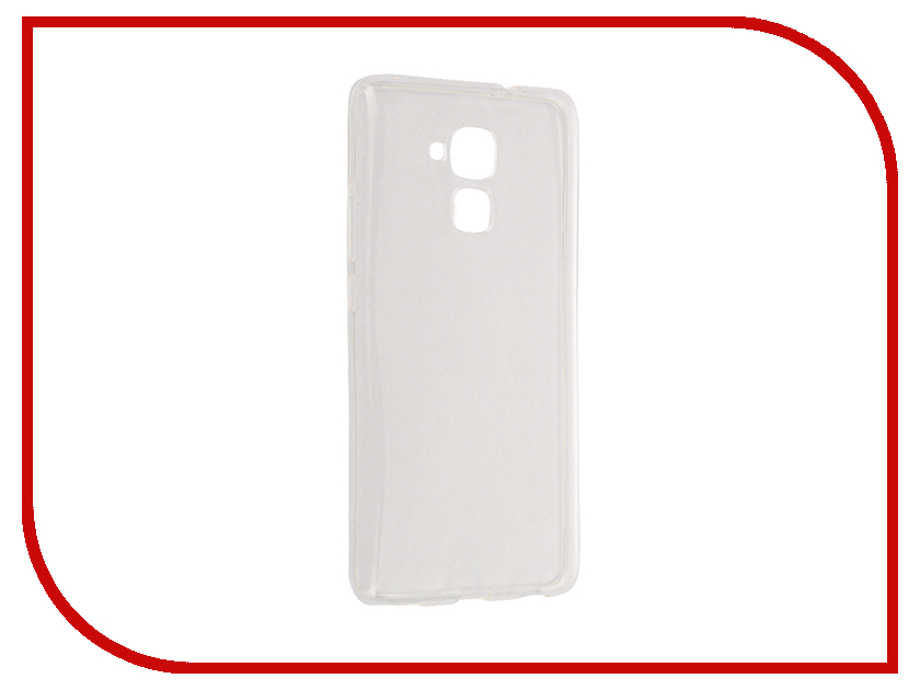 Аксессуар Чехол Huawei Honor 5C Cojess Silicone TPU 0.3mm Transparent глянцевый<br>