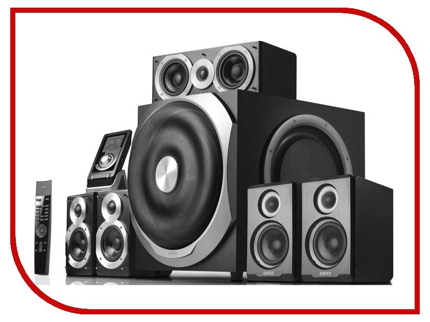 цены на Колонка Edifier S760D Black