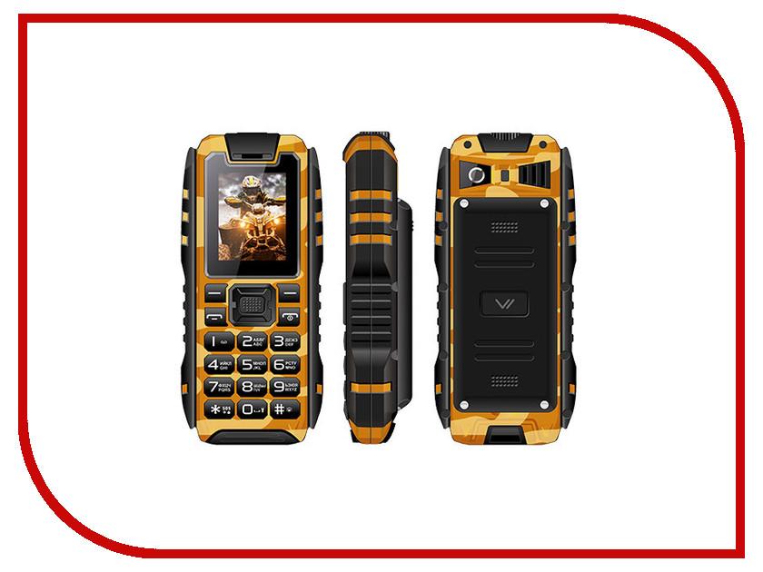 Сотовый телефон Vertex K202 Khaki Brown deli s557 marker pen