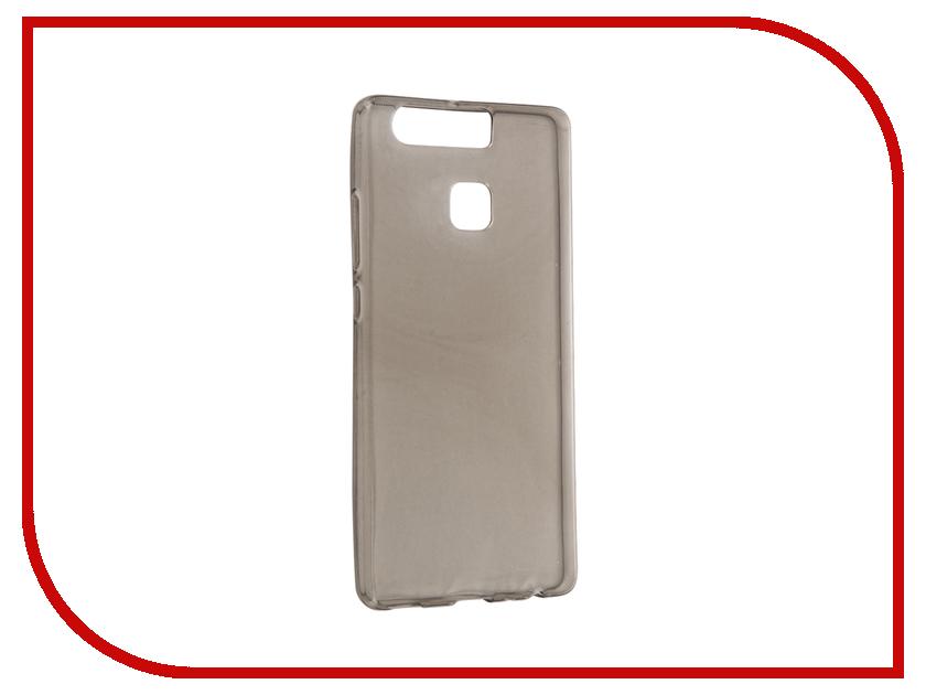 Аксессуар Чехол Huawei P9 Cojess Silicone TPU 0.3mm Grey глянцевый<br>