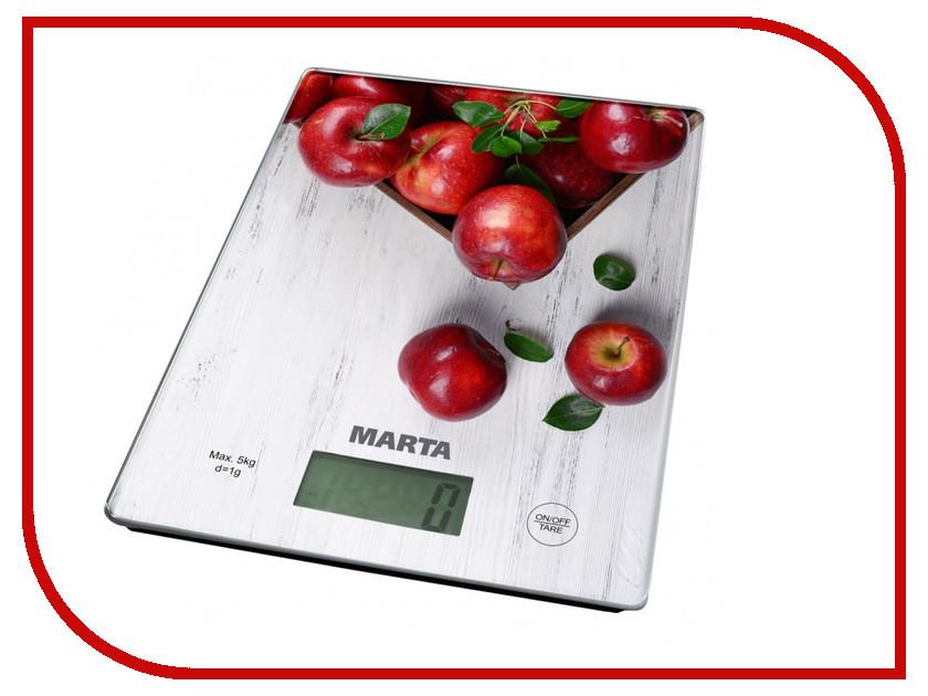 Весы Marta MT-1634 яблоневый сад