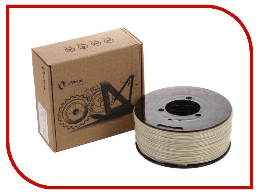 Аксессуар U3Print ABS-пластик Dissipative 1.75mm 0.45kg Natural petg u3print