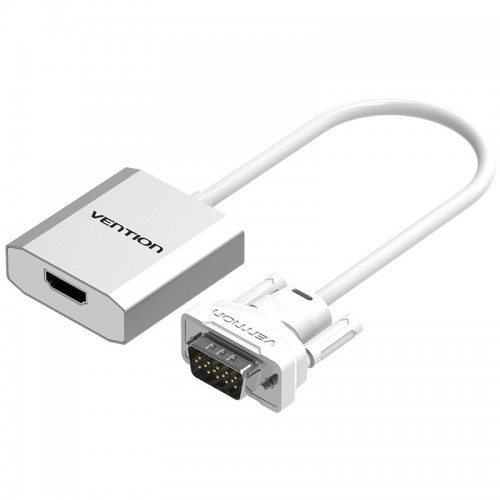Аксессуар Vention VGA + Audio - HDMI ACEW0