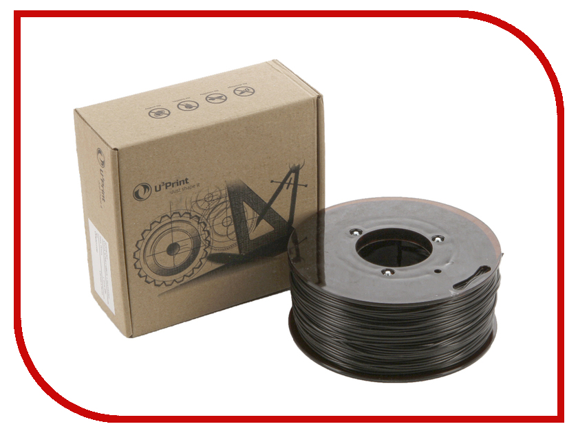 Аксессуар U3print NYL Super Carbon 1.75 mm<br>