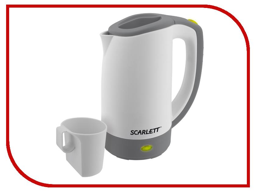 Чайник Scarlett SC-021 Grey<br>