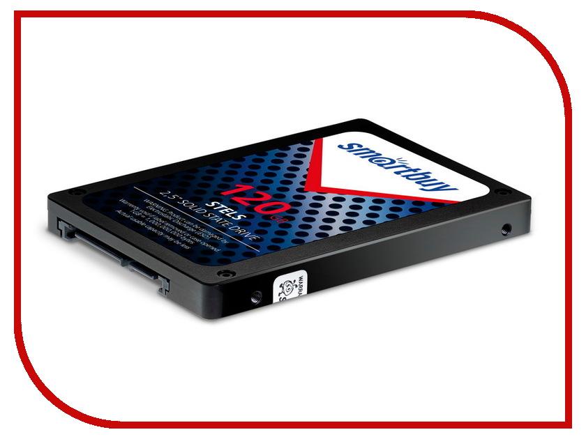 цены Жесткий диск 120Gb - Smartbuy Stels SB120GB-STLS-25SAT3