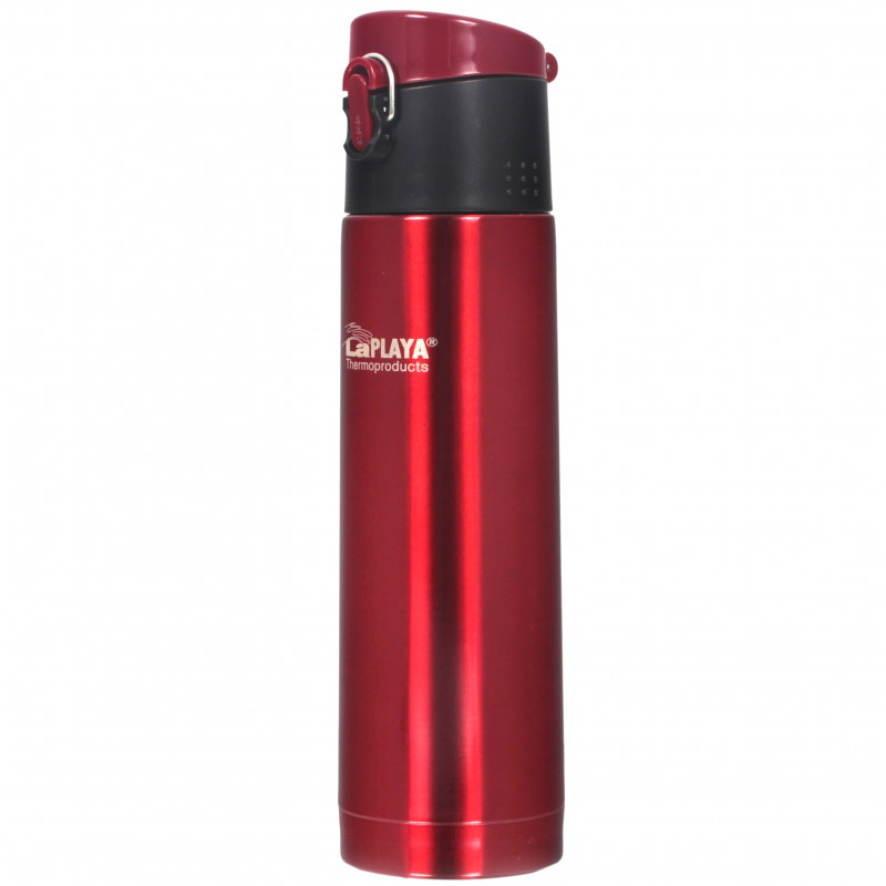 Термокружка La Playa Travel Tumbler Bubble Safe 500ml Red 560065