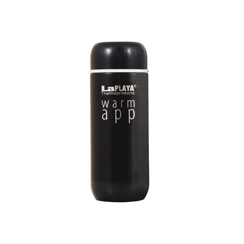 Термос La Playa WarmApp 200ml Black 560034