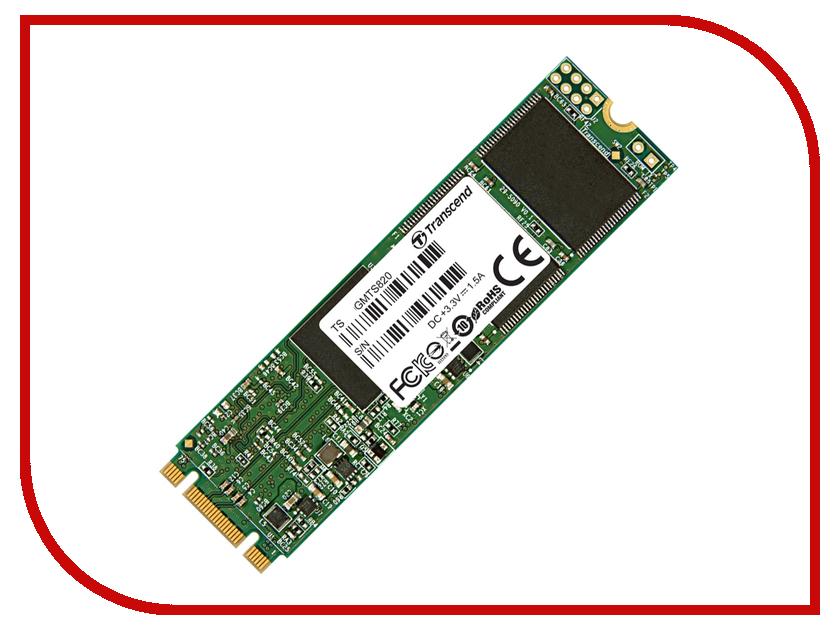 Жесткий диск 120Gb - Transcend TS120GMTS820