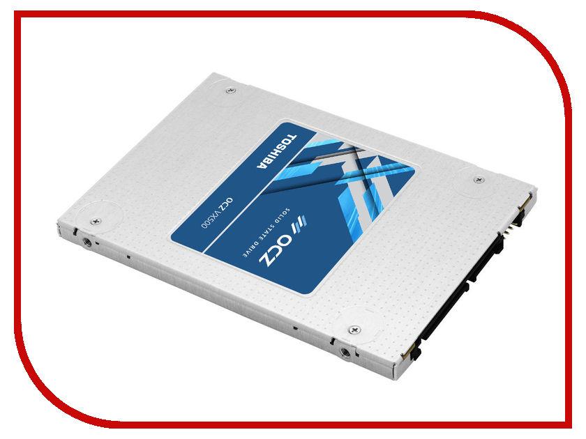 Жесткий диск 512Gb - OCZ VX500-25SAT3-512G видеорегистратор intego vx 410mr