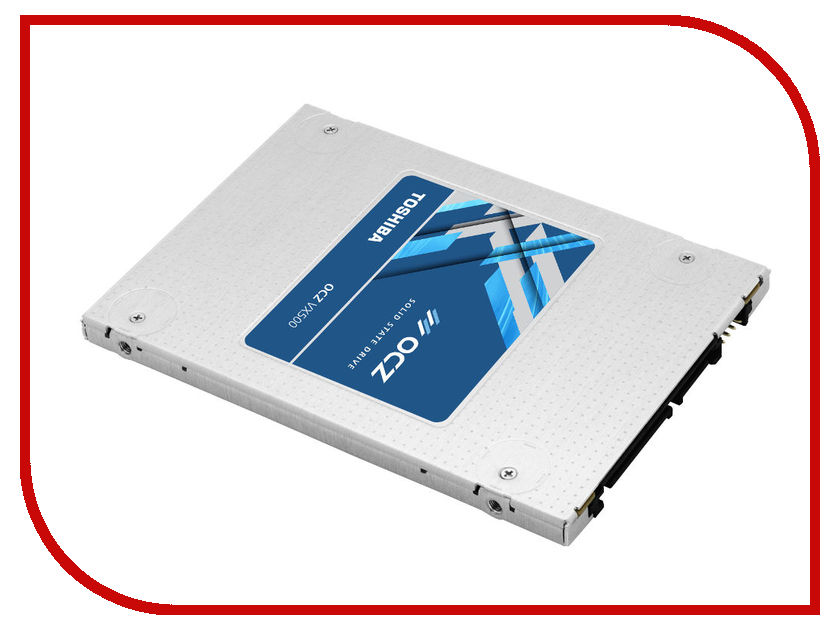 Жесткий диск 512Gb - OCZ VX500-25SAT3-512G intego vx 135hd