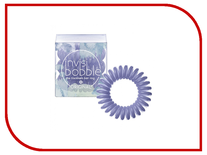 Резинка для волос Invisibobble Original Lucky Fountain<br>