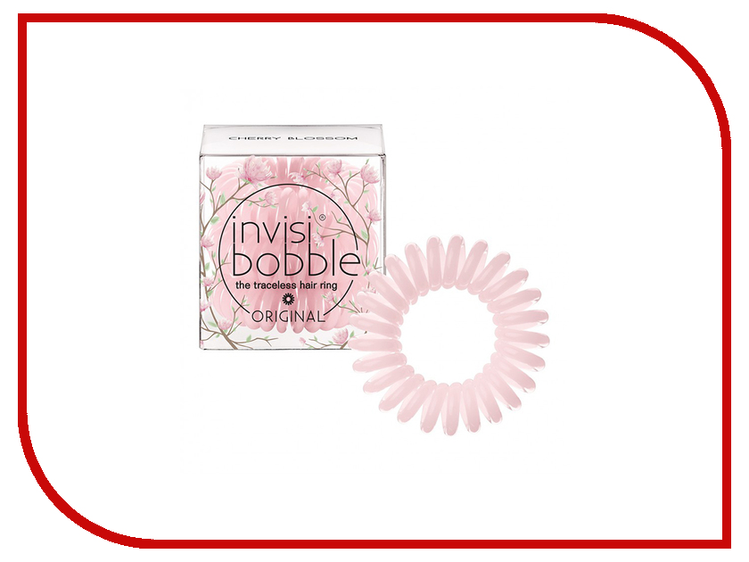 Резинка для волос Invisibobble Original Cherry Blossom