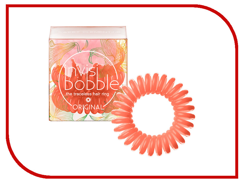 Резинка для волос Invisibobble Original Sweet Clementine
