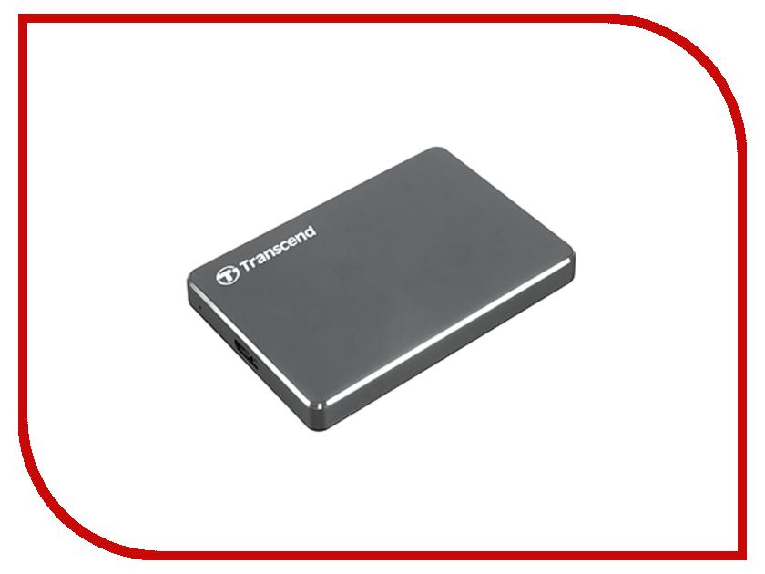 Жесткий диск Transcend StoreJet 25C3 1Tb TS1TSJ25C3N