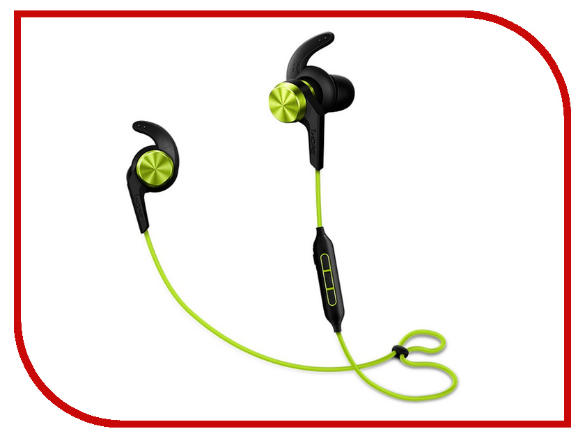 Xiaomi 1More iBFree Bluetooth Apple Green xiaomi 1more eb100 active bluetooth in ear headphones black