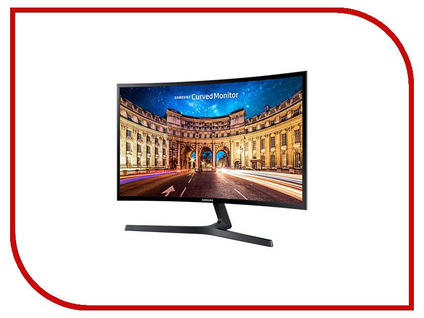 Монитор Samsung C24F396FHI Black цена