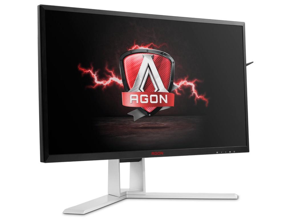 Монитор AOC Agon AG241QG Black-Red стоимость