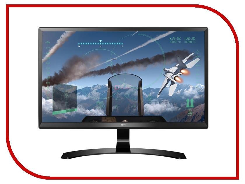 Монитор LG 24UD58-B Black монитор игровой lg 24ud58 b