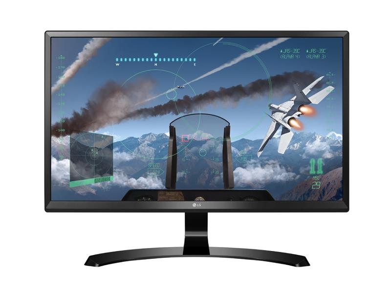 Монитор LG 24UD58-B Black