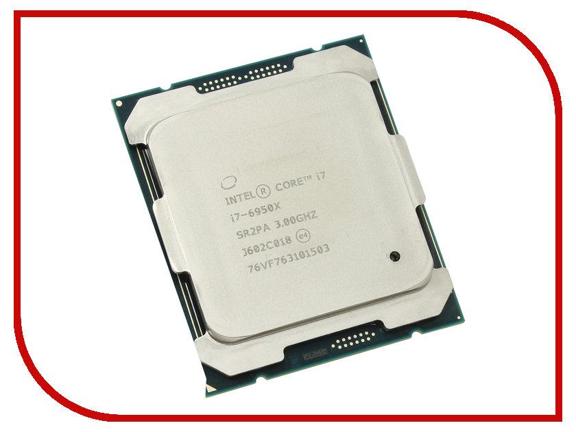 Процессор Intel Core i7-6950X (3000MHz/LGA2011-3/L3 25600Kb)