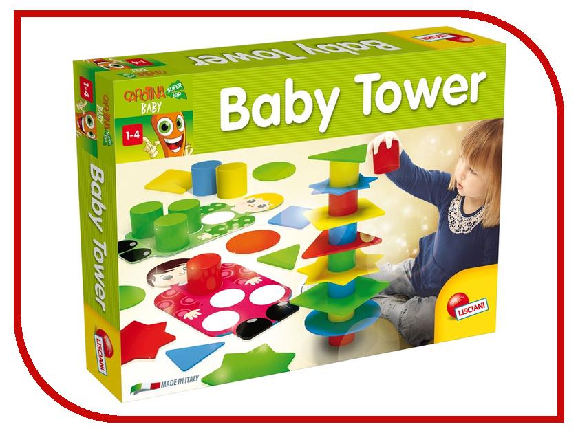 Игрушка Lisciani Башня. Цвета и формы 47468<br>