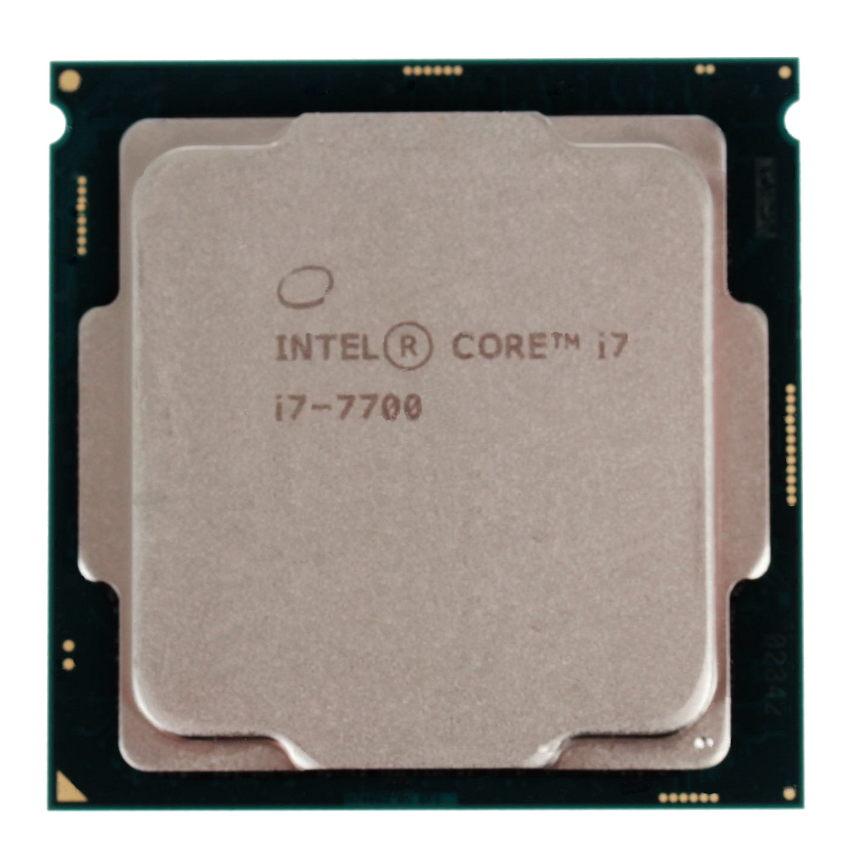 Процессор Intel Core i7-7700 Kaby Lake (3600MHz/LGA1151/L3 8192Kb) OEM процессор intel core i5 7400 kaby lake 3000mhz lga1151 l3 6144kb