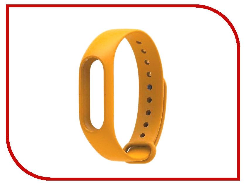 все цены на Aксессуар Ремешок Xiaomi Mi Band 2 Orange онлайн