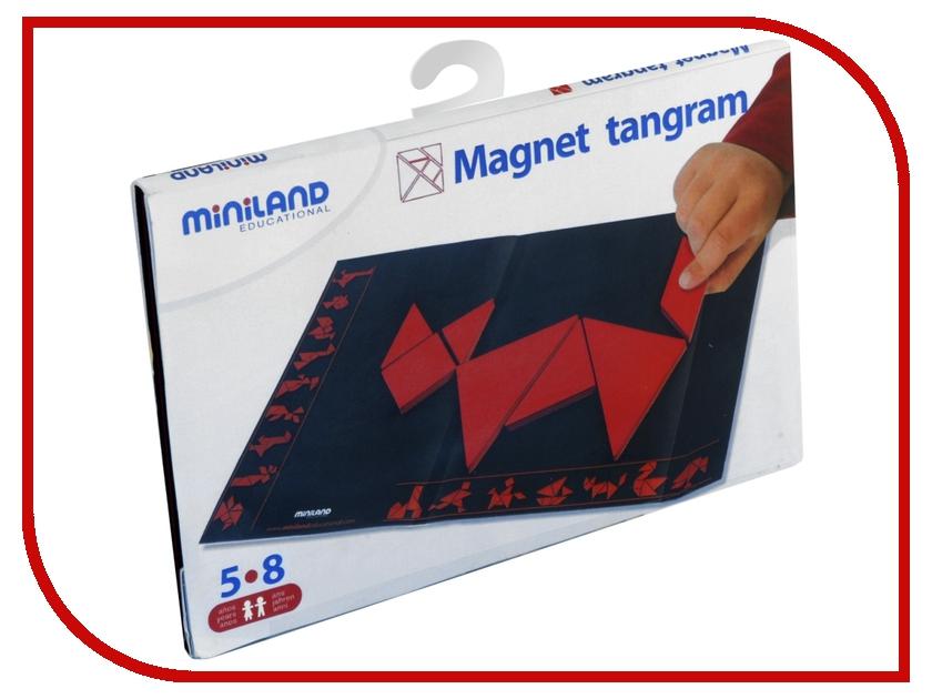 Конструктор Miniland Танграм 95007 игра танграм игра купить