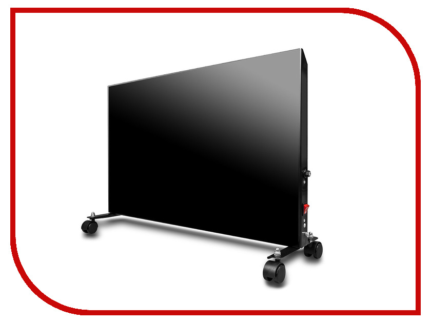 Конвектор СТН НЭБ-М-НСт 0.5 Black Gloss