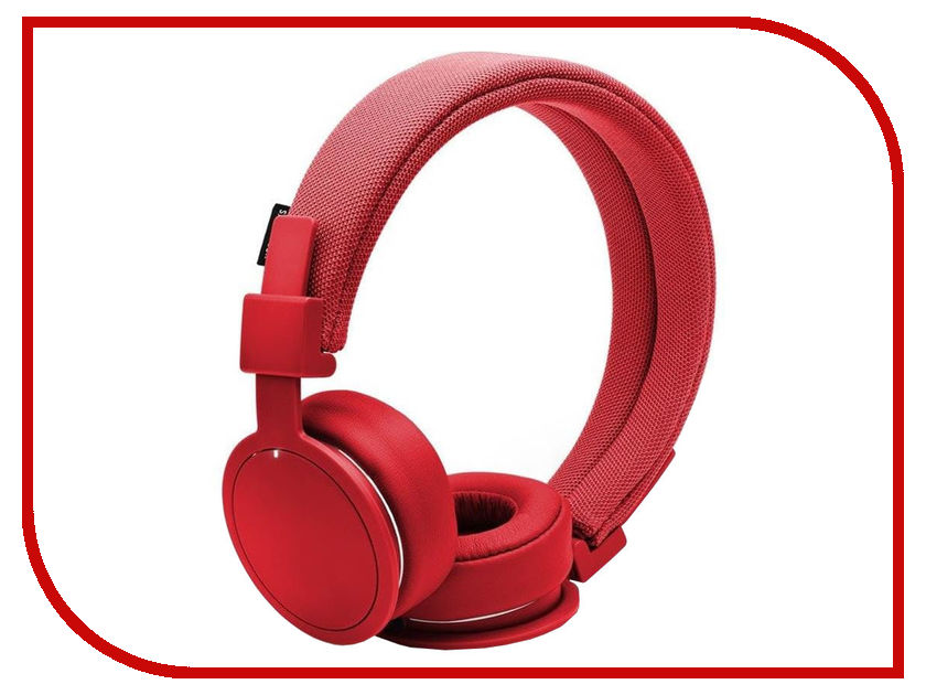Гарнитура Urbanears Plattan ADV Wireless Tomato urbanears plattan adv wireless dark grey наушники