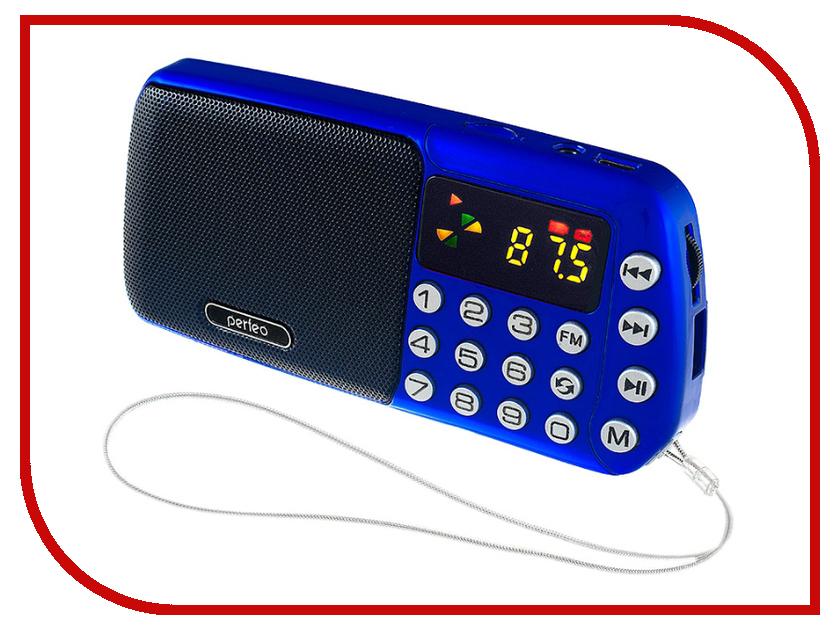 Радиоприемник Perfeo i70 Blue