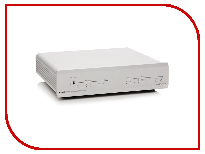 ЦАП Musical Fidelity MX-DAC Converter