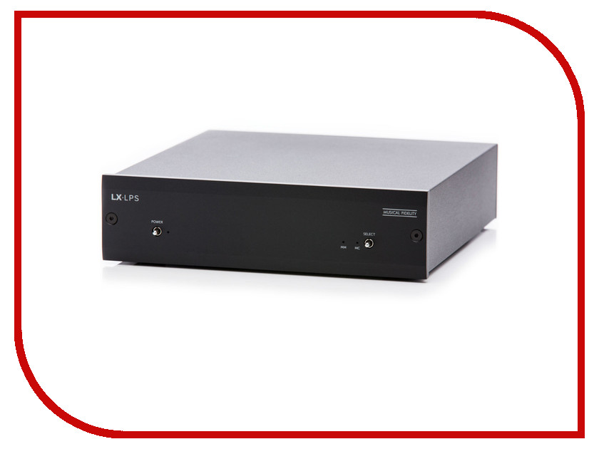 Фонокорректор Musical Fidelity LX-LPS MM/MC Phono Stage