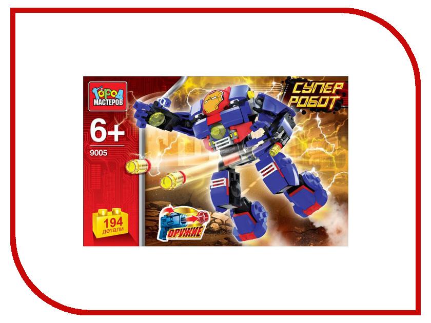 Конструктор Город Мастеров Супер робот LL-9005-R город мастеров конструктор супер робот город мастеров