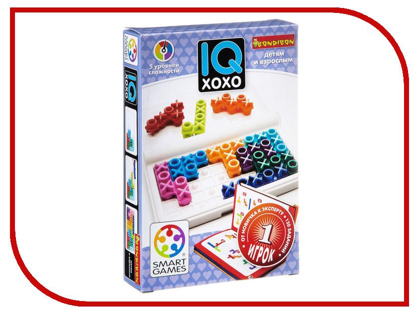 Головоломка Bondibon IQ-ХоХо ВВ1889 SG 444 RU настольные игры bondibon логическая игра iq хохо