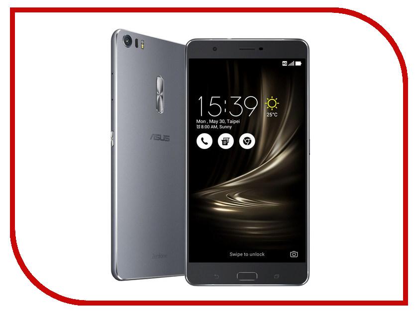 Сотовый телефон ASUS ZenFone 3 Ultra ZU680KL 64Gb Grey<br>